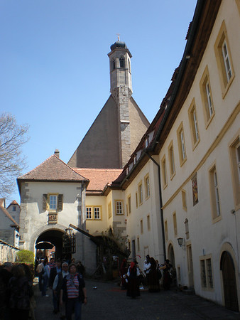 Rothenburg Apr 2010