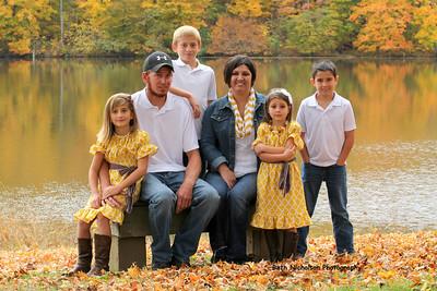 Gibson Family 2014