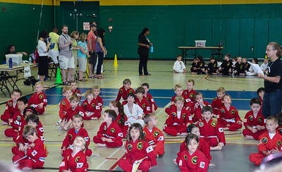 Gideon's Tai Kwan Do Tournament
