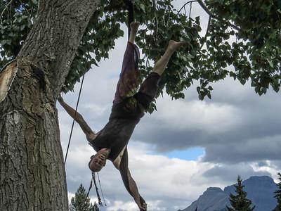 Cirques-du-Soleil comes to Banff.