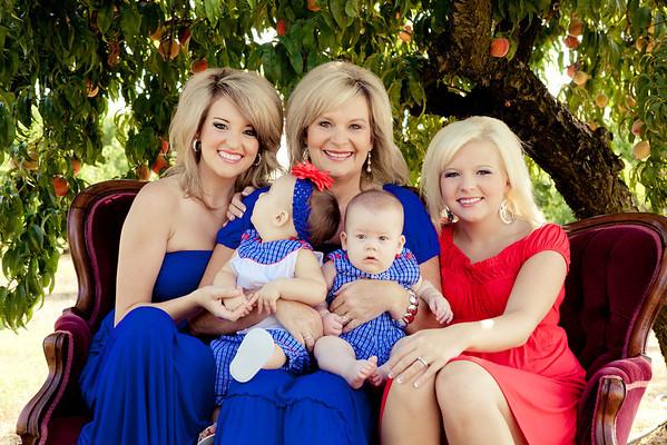 Gina, Girls and Babies