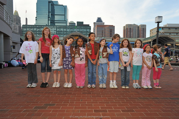 Girl Scouts US Constellation