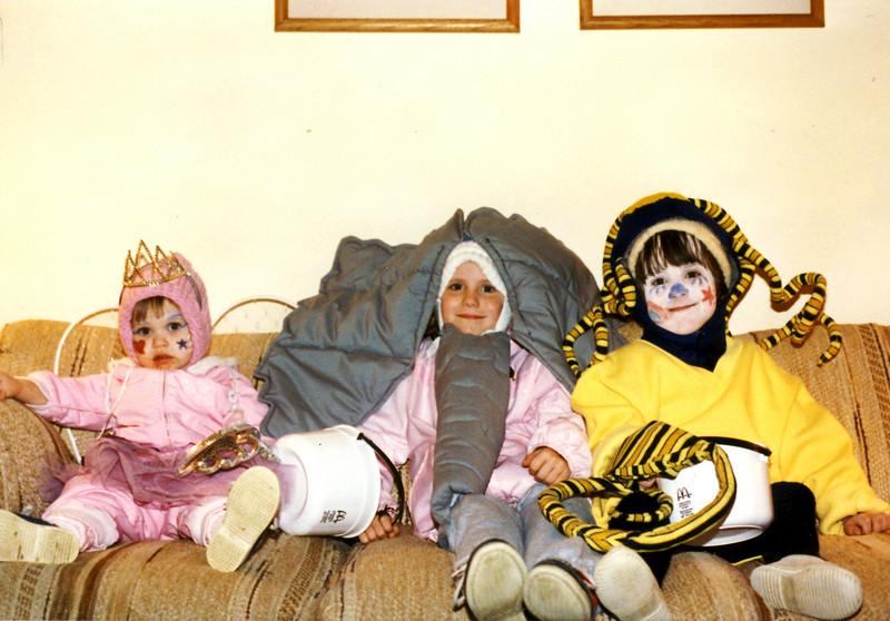 Halloween 1989: 600 DPI