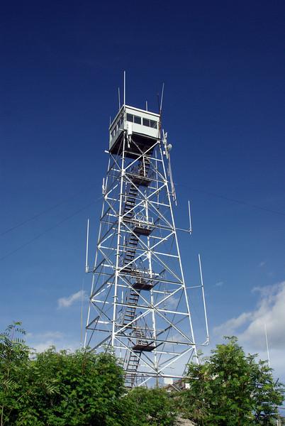 Wachusett Mountian Fire Watch Tower