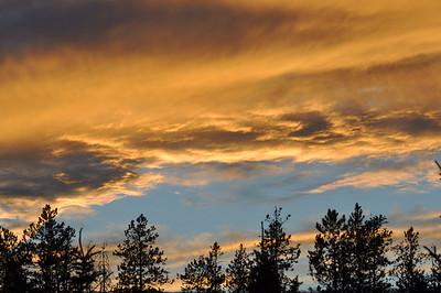 Corum Sunset........it was beautiful like this every night.