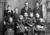 1896 - Nils & Gustafva Hanson Family - 1896 2