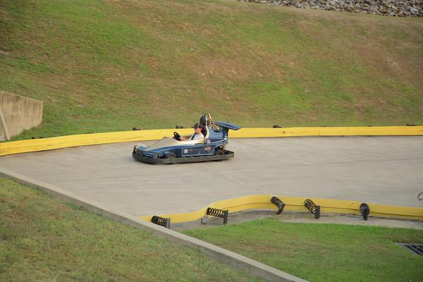 Go-Karts, Hot Springs, AR - 5 August, 2007