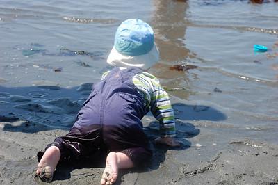 high tide mark on henry