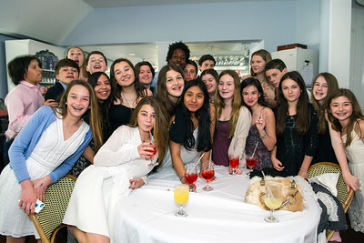Goldie's Bat Mitzvah, The Party May 7,2016