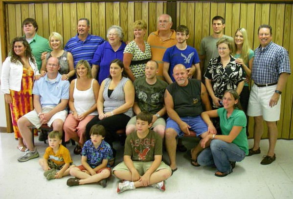 Goldman Family Reunion & Father's Day, Magnolia AR June 13-15, 2008