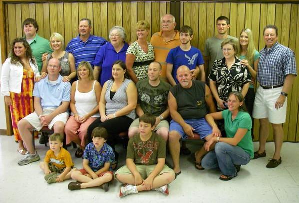 Goldman Family Reunion & Father's Day, Magnolia AR June 13-15, 2008