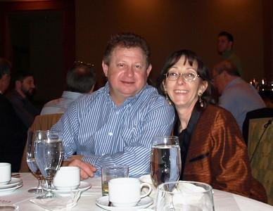Celia & Barry - Golenternek Reunion 2010
