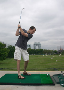Daniel bridge swing