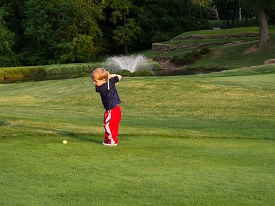 Golfing at WCC