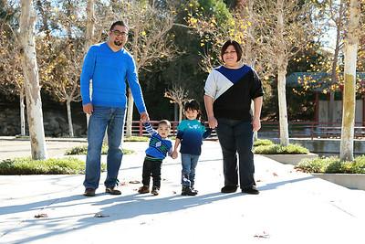 Gomez Family Portraits