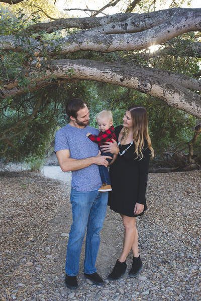 Gonion // Family and 1st Birthday