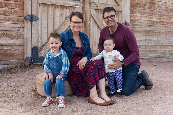Gontarz Family 2017