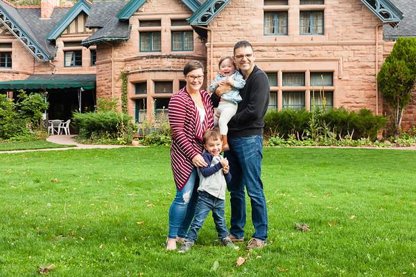 Gontarz Family Fall 2017