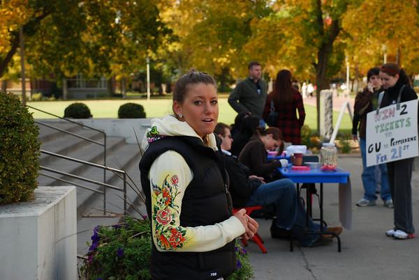 Gonzaga Fall Family Weekend 2008