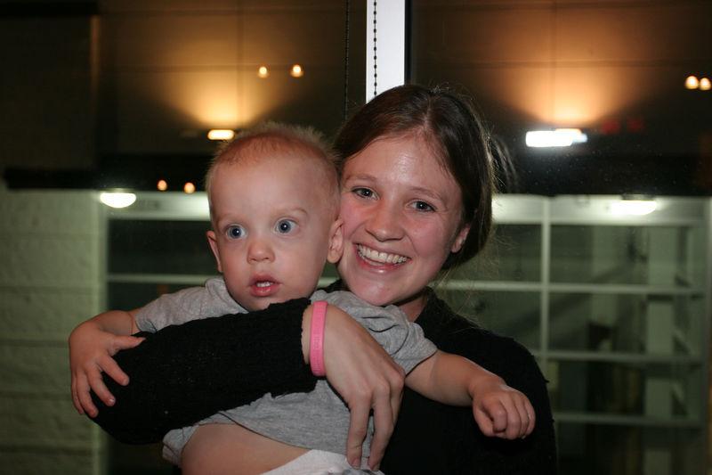 Kayden and Brandi