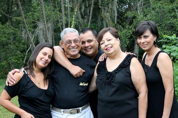 Gordils Family 082512