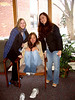 More posing, this time with Genevieve, Naomi and the newest Gorski -- Pam, Jerry's wife.
