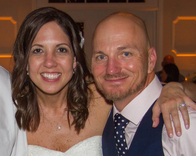Lisa (Cavato) & Jeff Rampino.  Lisa is daughter of Marty Cavato