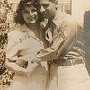 Bernadine Govednik (later Cavato) and Joe Cavato during his leave from WWII.