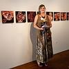 Artist Phyllis Leverich Evans