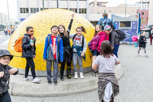 Grace Christian Planet Walk Field Trip 2018