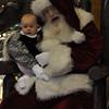 Isn't this a cool Santa!
