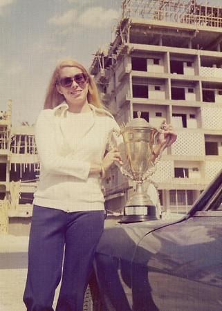 5-grace trophy