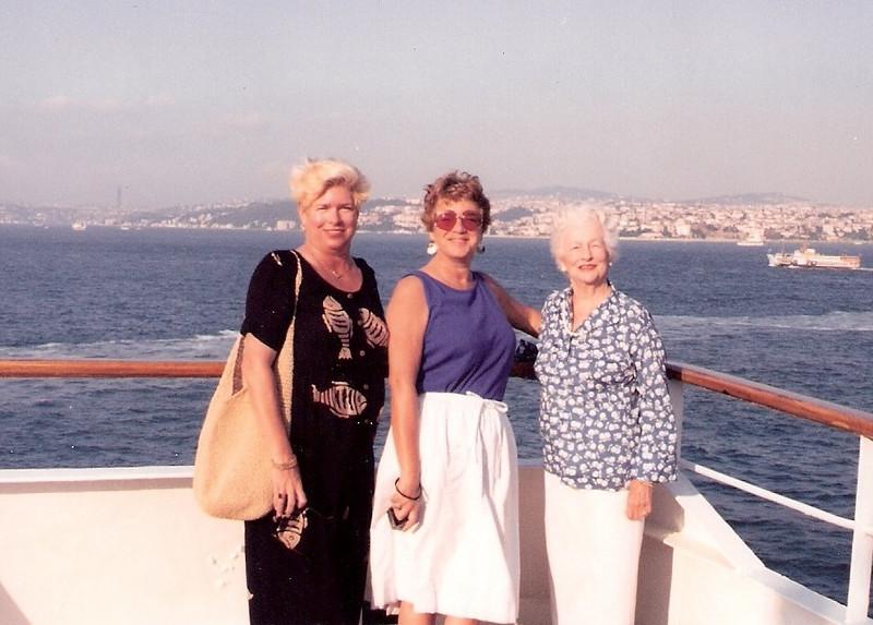 7-lil joy grace boat 1997