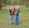 Alex and Chance in WV.