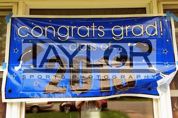 Taylor's Grad Party
