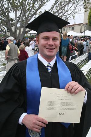 Graduation 2011 Santa Barbra