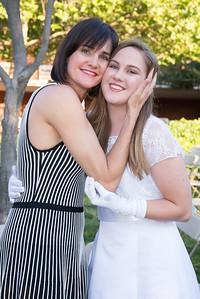 Wendy and Cheyenne
