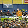 Brailsford Troup Nightingale, III Graduation Day at Georgia Southern University 05-14-11