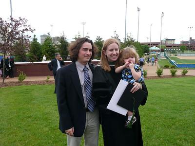 Bree's Medical school Graduation SLU '10