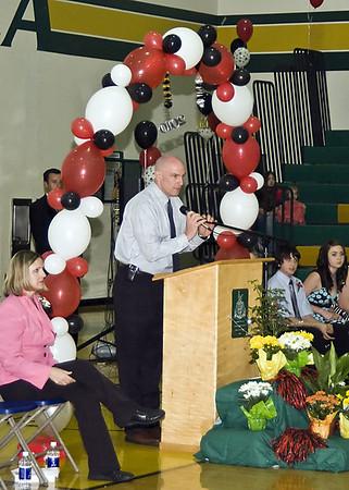 Key Peninsula Graduation