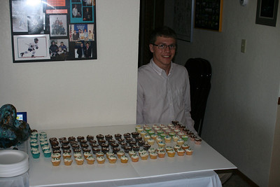 Tyler and the minicupcake Periodic Table