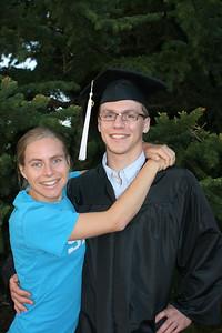 This weeks graduates - Kjirsten & Tyler