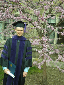 Derek graduated from University of Michigan Law School