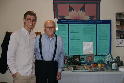 Tyler & Grandpa Harold