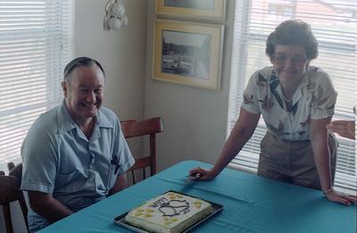 Grady & Mary Clare Kane's 25th Anniversary