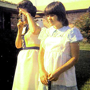 Andy's First Communion - May 12, 1974