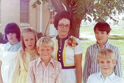 Mother's Day 1974