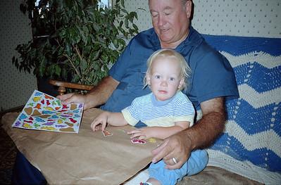 Lloyd's 70th Birthday (10 Oct 1989)