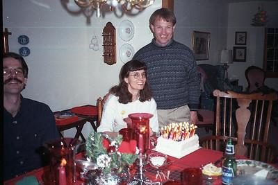 Christmas 1996, Fort Collins, Colorado