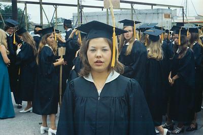 Cindy's Graduation (June 1974)